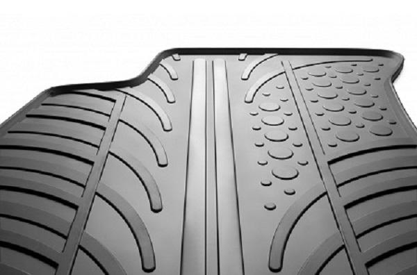 Univerzalni gumeni tepisi za auto